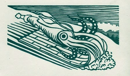 Usually I Would Print Light Colors First Then Dark But After Gaylord Schanilec Suggested Printing To During A Wood Engraving Class Took With