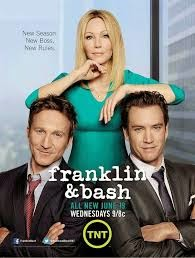 Assistir Franklin and Bash 4x02 - Kershaw vs. Linecum Online