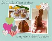 Lets Cook Sweet treats for Easter