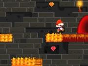 Mario Fire Adventure | Juegos15.com