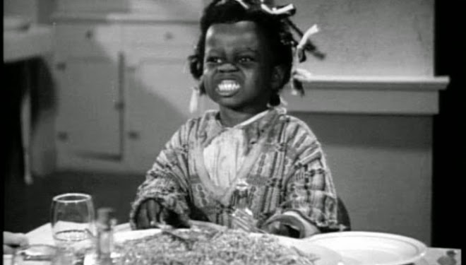 Words mean things...Buckwheat is a racial slur | Yes, We Rise