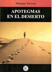 Ya está a la venta Apotegmas en el desierto
