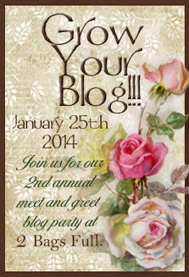 2014 Grow Your Own Blog Party