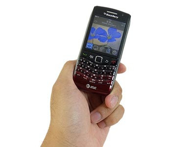 BlackBerry 9100 Pearl 3G Terbaru