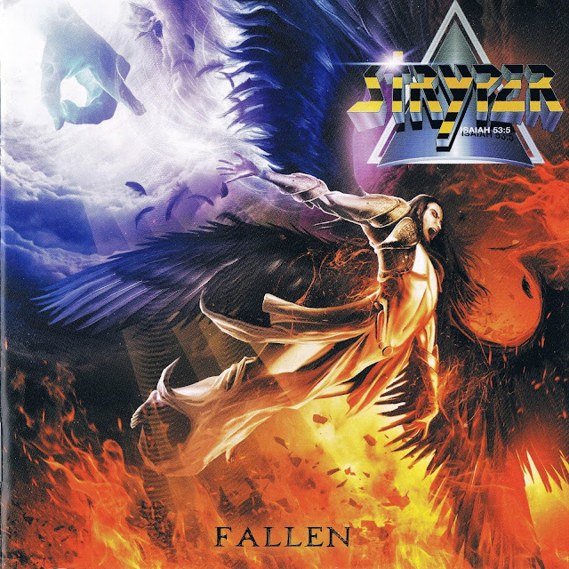 Stryper - Fallen(2015/Japanese version)[Flac]