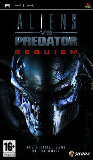 Aliens vs. Predator: Requiem ? PSP