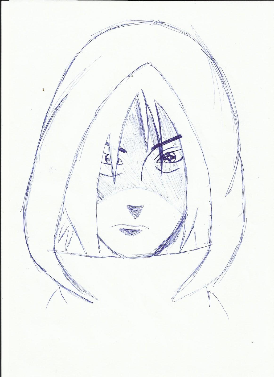 Desenhos Mangá
