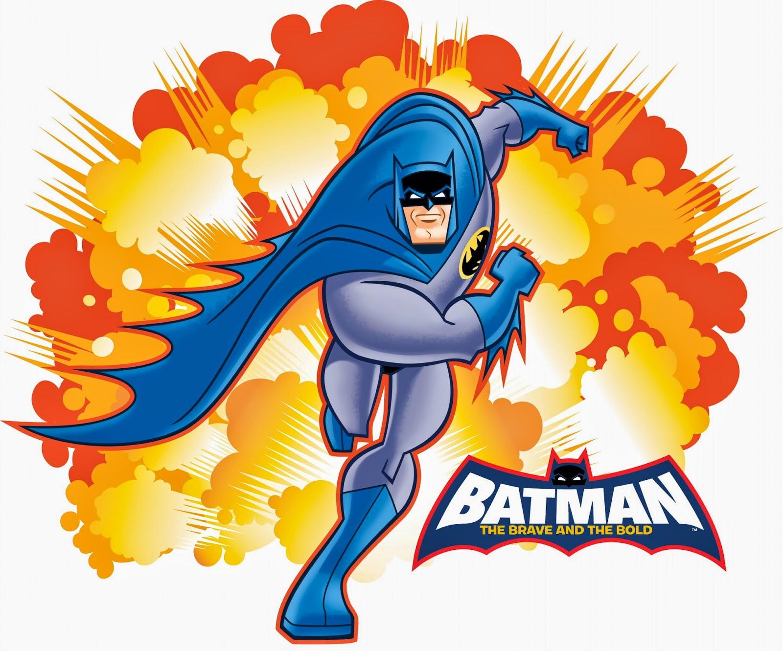 Kumpulan Gambar Batman The Brave and the Bold | Gambar