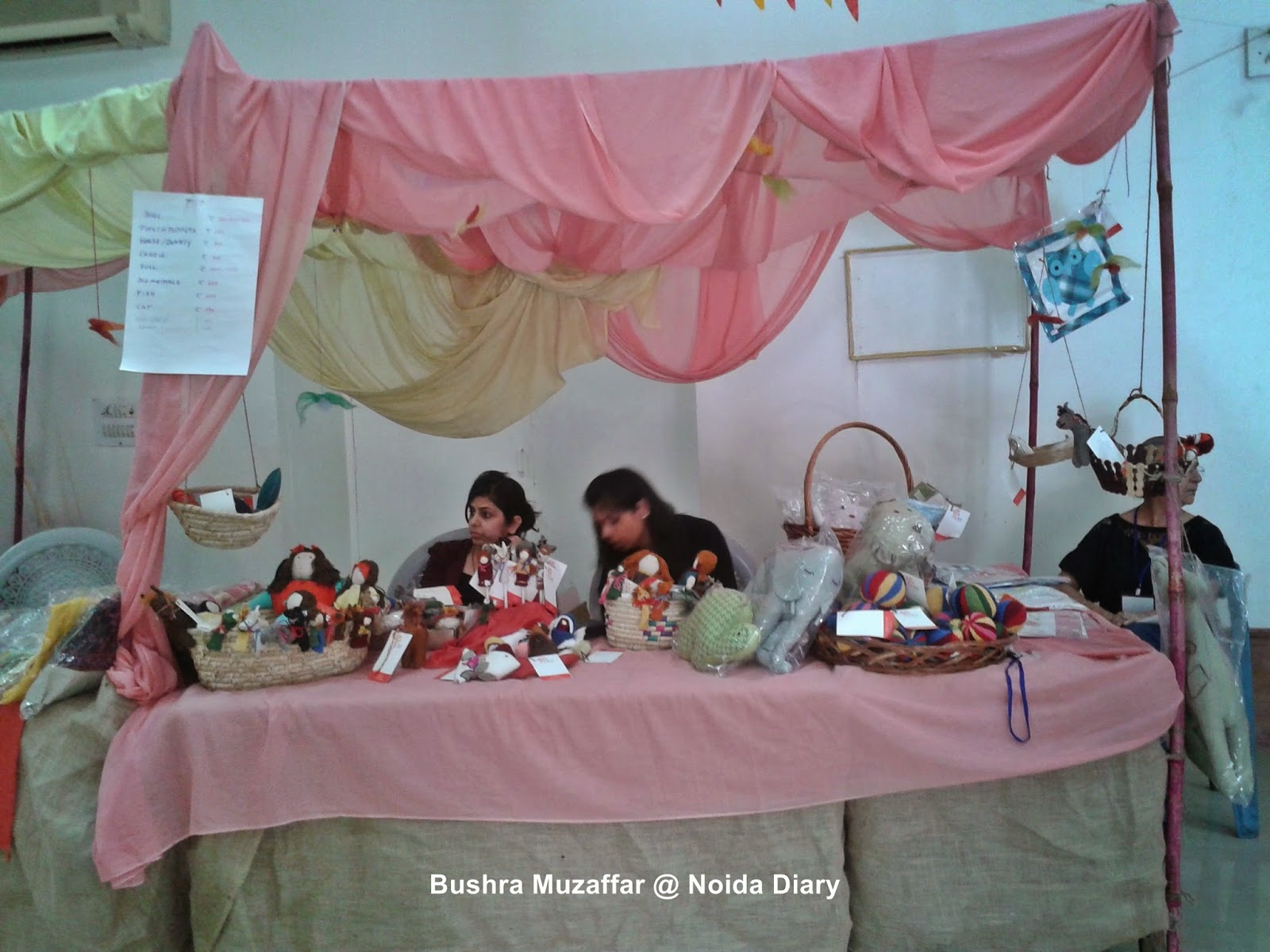 Toy Stall at Vasant Uday Festival in Noida