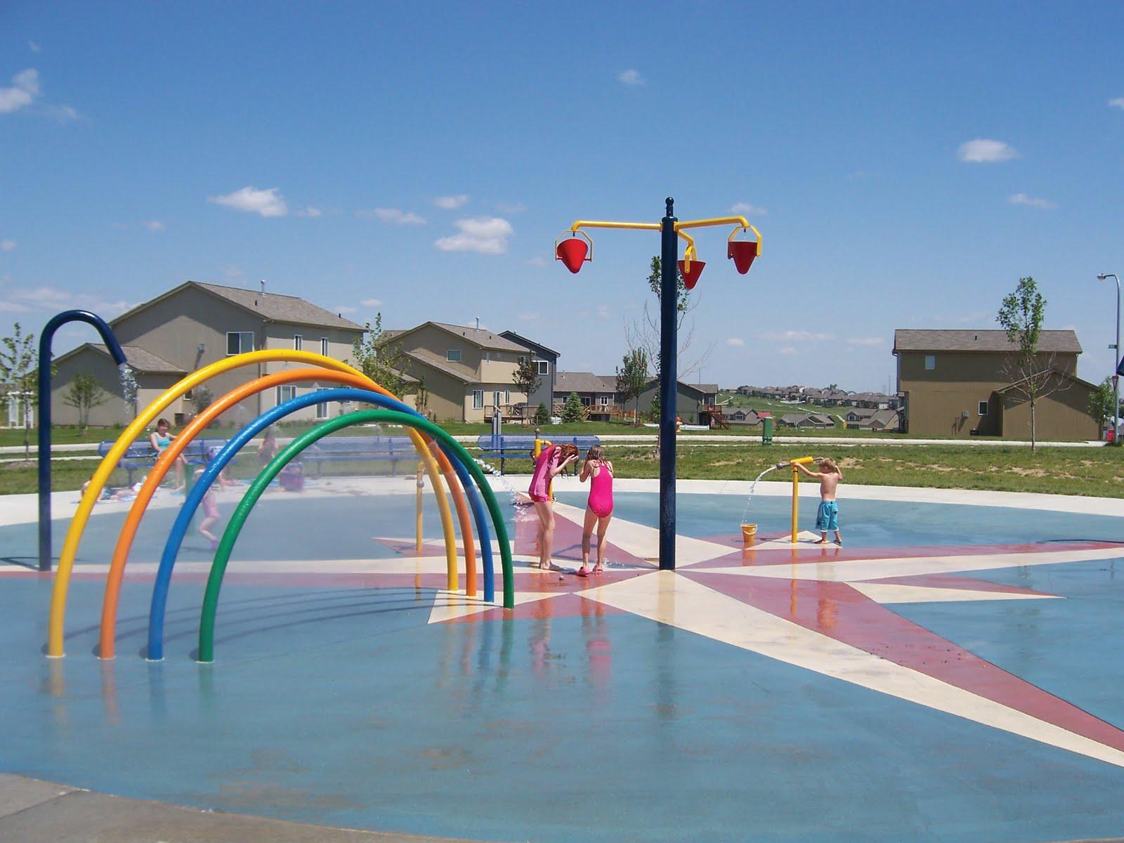 Celebrity water park