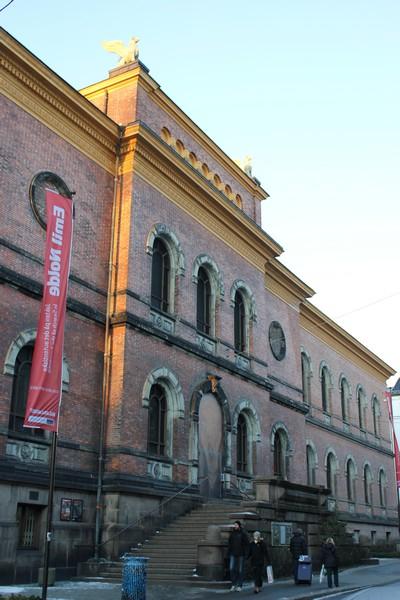 Oslo Galeria Narodowa