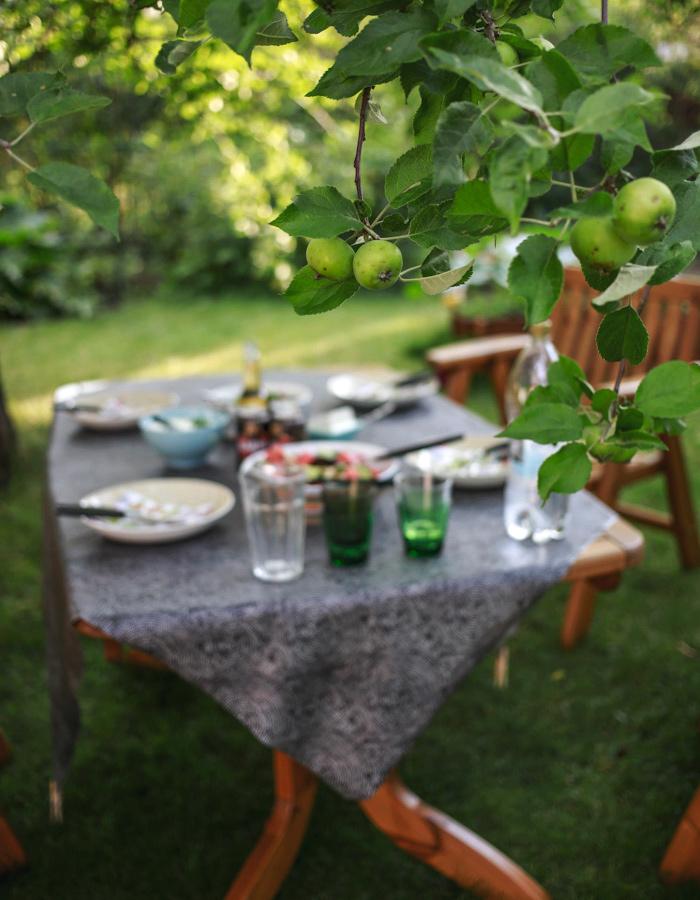 Friend's garden photo by Kreetta Järvenpää www.gretchengretchen.com