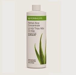 Lô Hội Thảo Mộc Cô Đặc - Herbalife Aloe Concentrate
