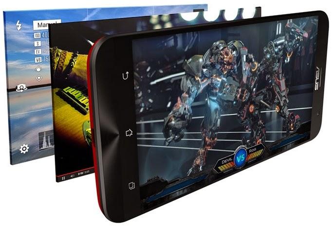 Ini harga Asus Zenfone 2  di Indonesia