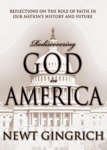 http://www.amazon.com/Rediscovering-God-America-Newt-Gingrich/dp/B003WUYSRQ
