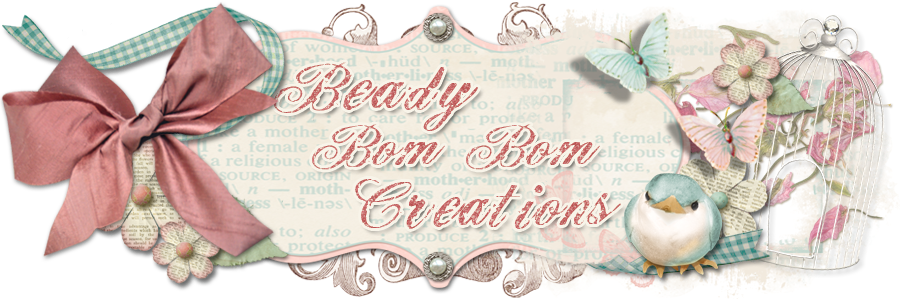 Beady Bom Bom Creations