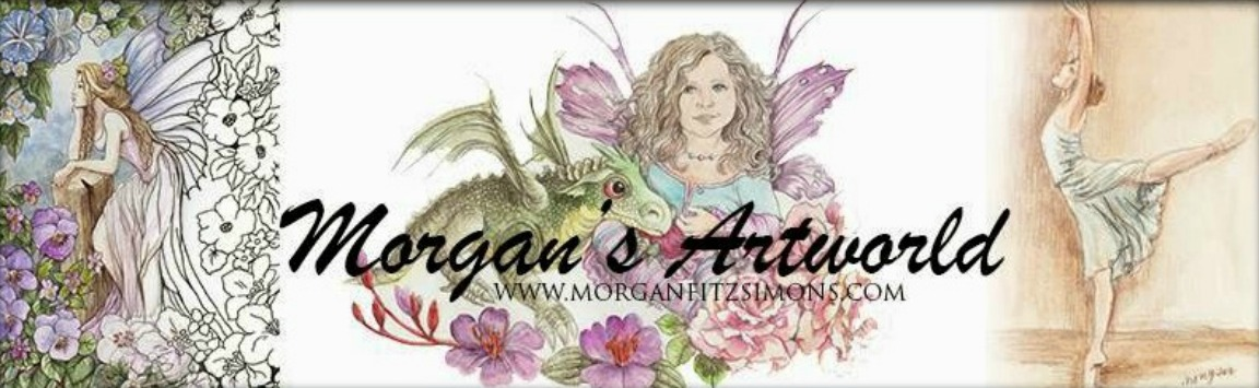 Morgan's Art World