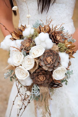 Bridal Celebration - Wedding Flower Bouquet Collection 2013