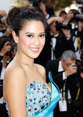 Dian Sastro di Festival Film Cannes ke-65