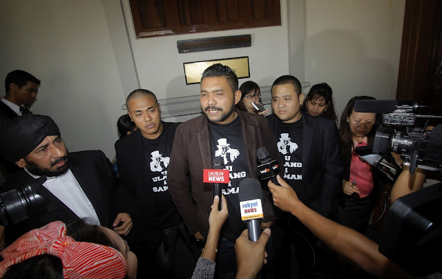 Papagomo Cabar Saman Fitnah KPN dan PDRM