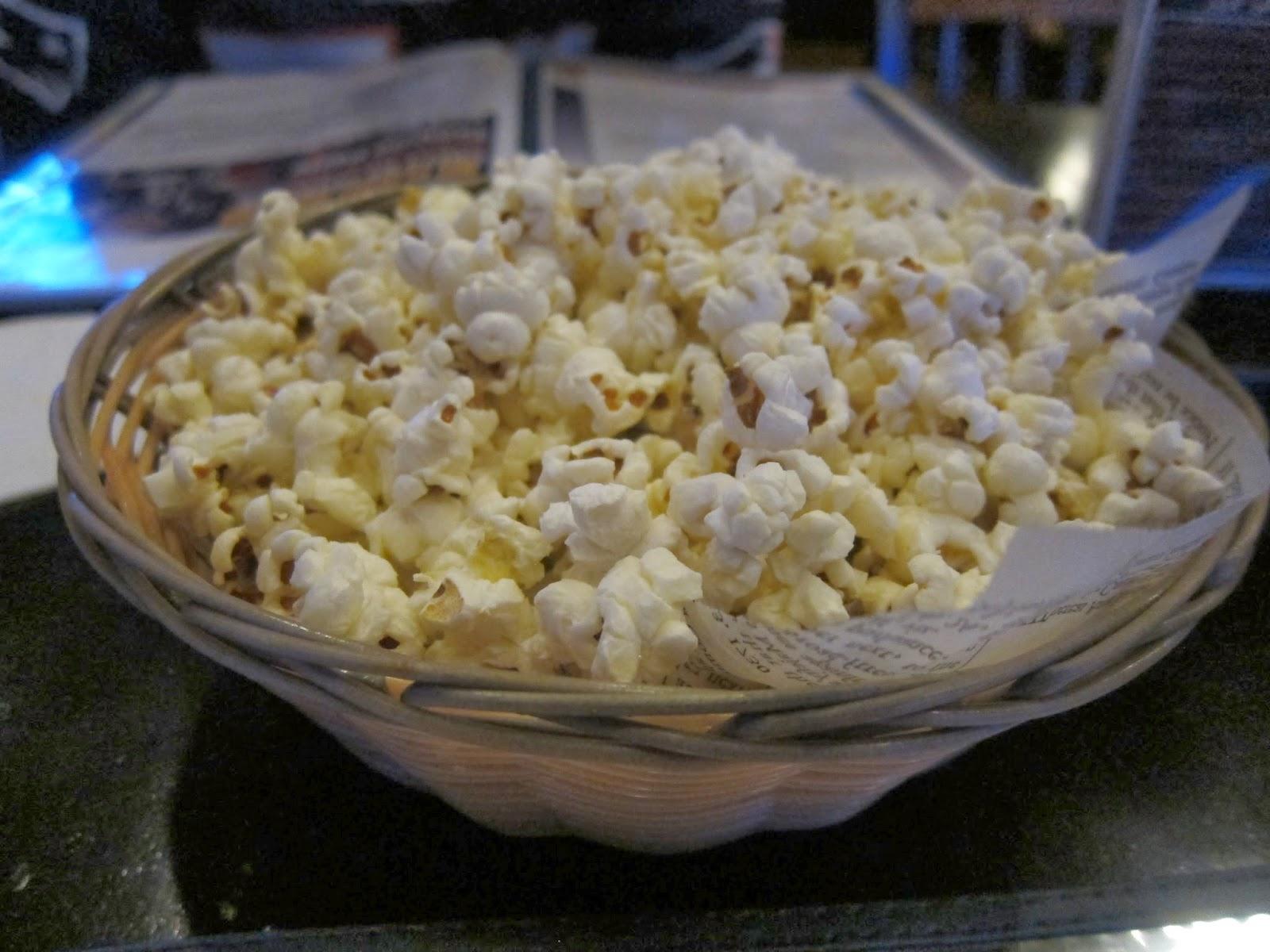 Scoreboard free popcorn Woburn