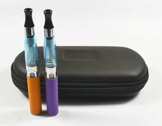 kesan, perbandingan dan hbahaya rokok elektronik