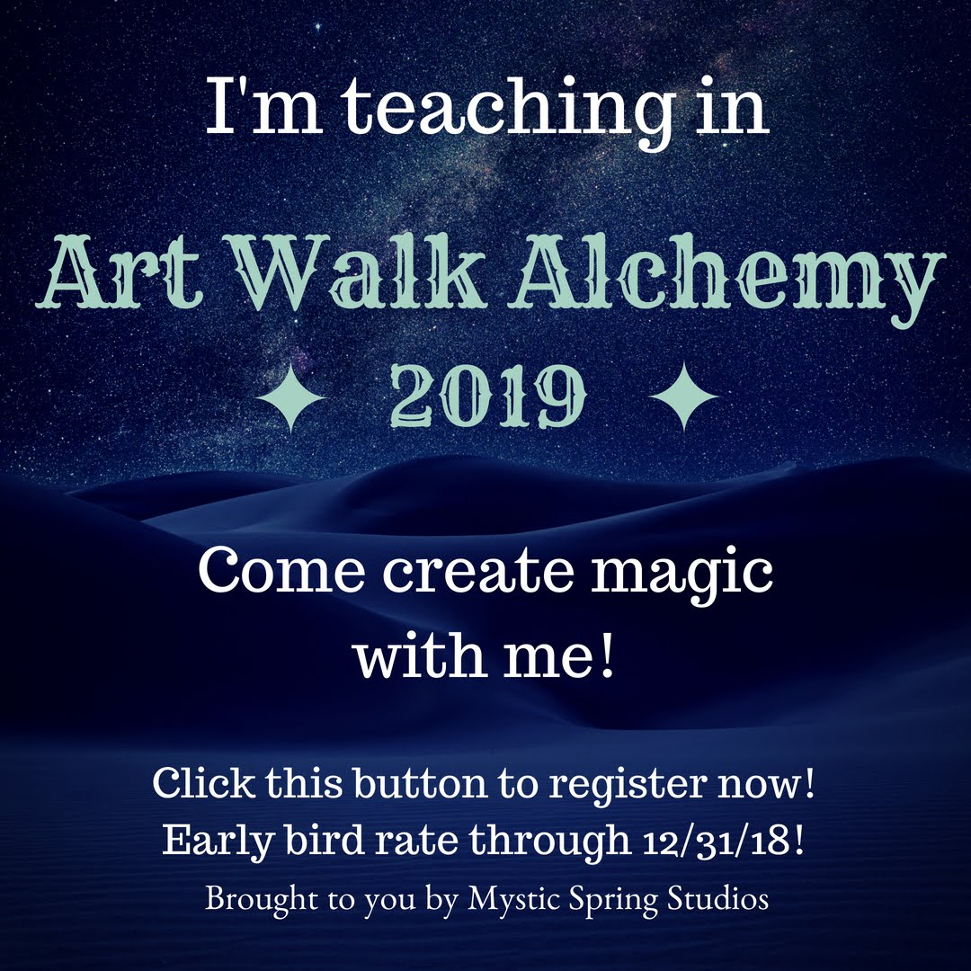 Art Walk Alchemy 2019
