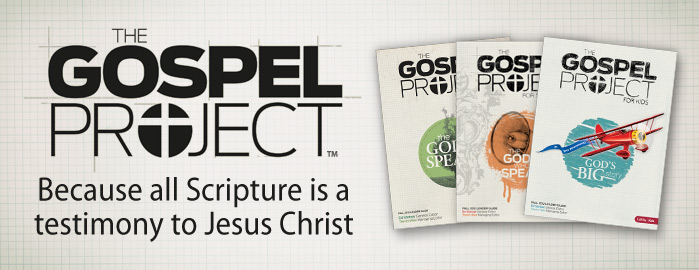 The Gospel Project Bible, HCSB Printed Hardcover: Holman ...