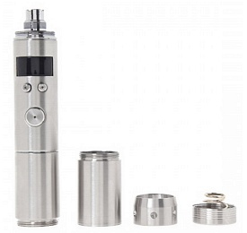 Vamo V5 Advanced Personal Vaporizer