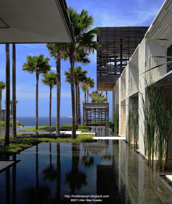 les plus beaux hotels design du monde h tel alila villas uluwatu by woha bali indonesie. Black Bedroom Furniture Sets. Home Design Ideas