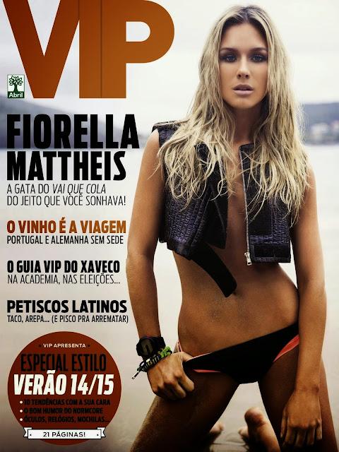 Mattheis Semi Nua Em Revistas Vip De Setembro E Fevereiro