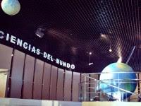 Ciencias del mundo en cosmocaixa Madrid