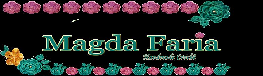 Crochê  Magda Faria
