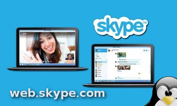 Skype Web Linux