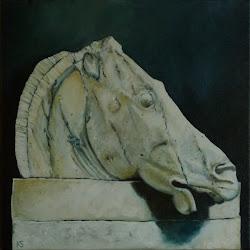 het paard van selene