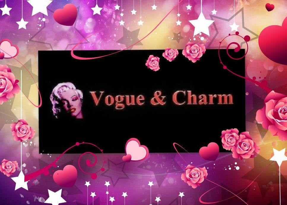 Logo: Vogue & Charm