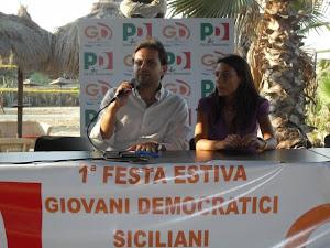 Festa Giovani Democratici Sicilia
