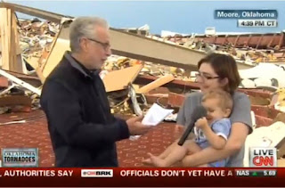 Wolf Blitzer's Awkward Moment With An Atheist