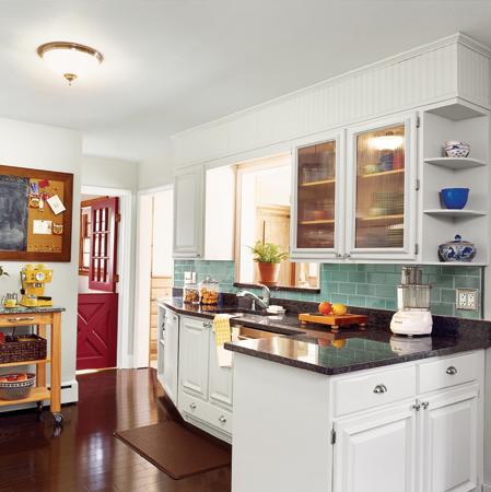 Top livingroom decorations budget kitchen remodeling ideas for Budget kitchen renovation ideas
