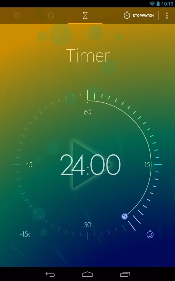 Timely Alarm Clock v1.0