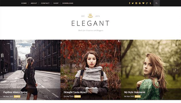 elegant-blogger-kişisel-tema