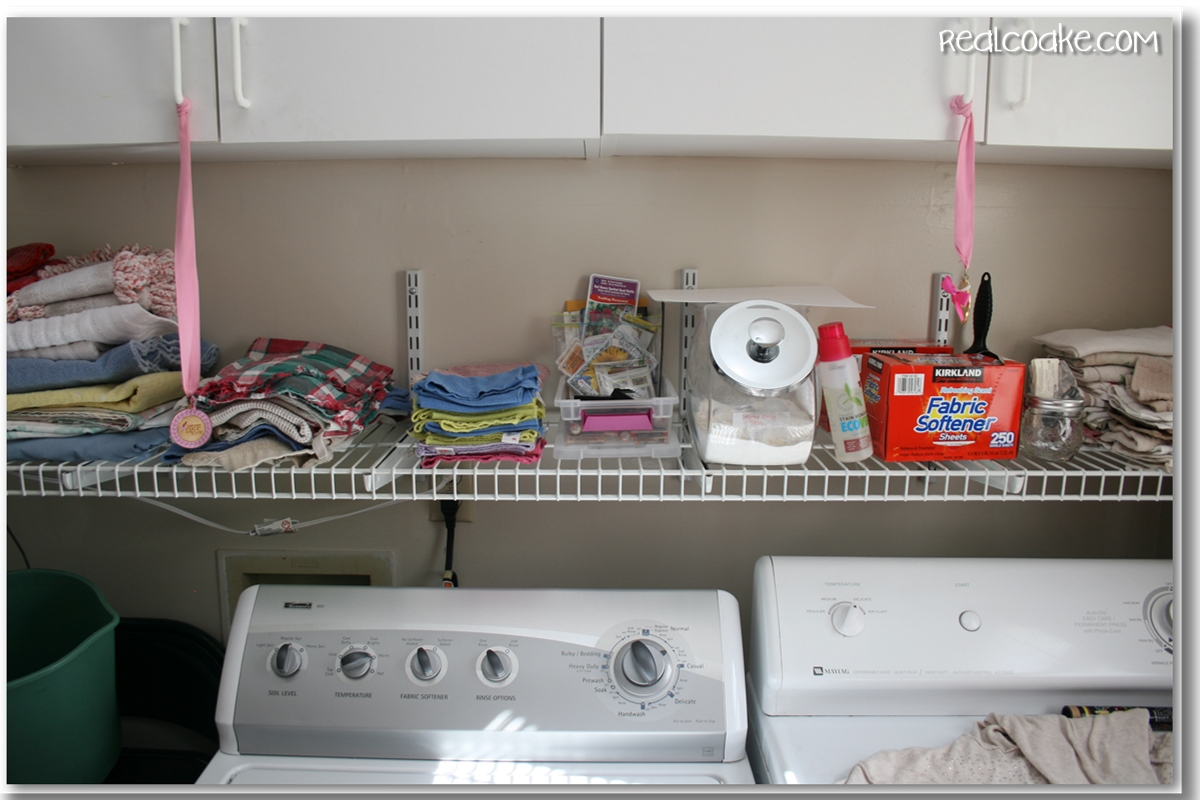 Laundry Room Ideas For Storage And Organization In A Pretty And Inexpensive  Way. #storage