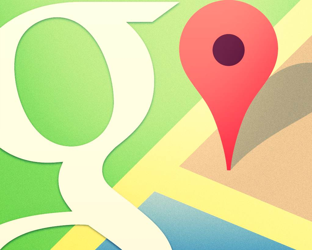 The Future Of Google Maps - infographic