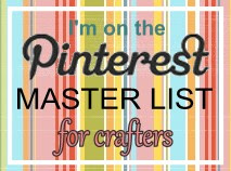 Pinterest Master Craft List
