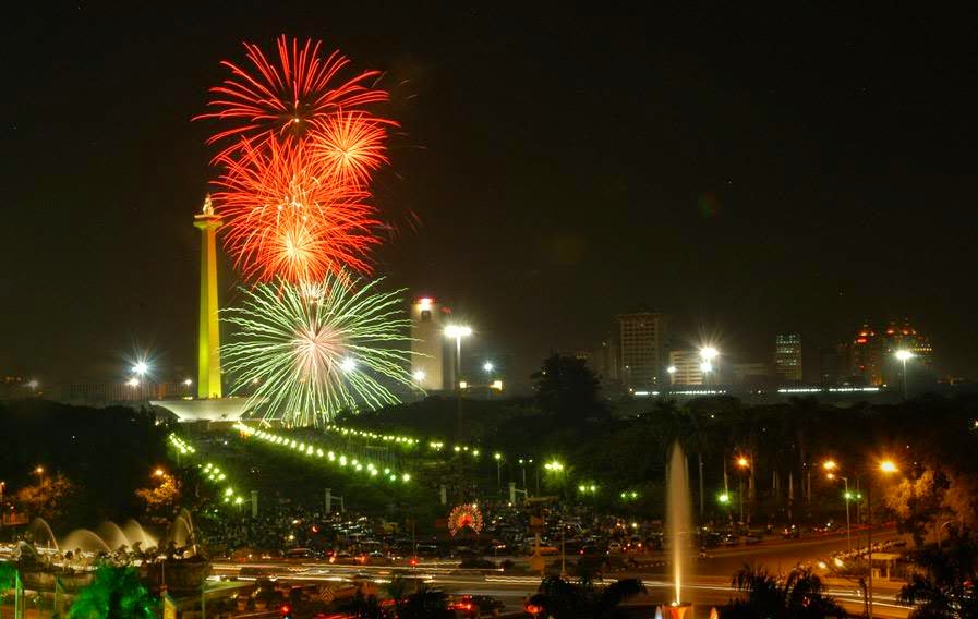 Jakarta is amazing place in asia