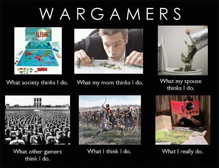 Lo que hacemos los Wargamers What+wargamers+do