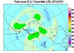 Aktuell / Ozonloch