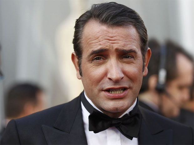 To da loos jean dujardin in the bathroom for Film jean dujardin
