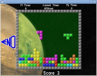 Tetris Partner Screen Shot