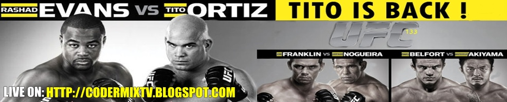 UFC 133 En Vivo y en Español,Live,And,Free,Spanish,English | 6 de Agosto